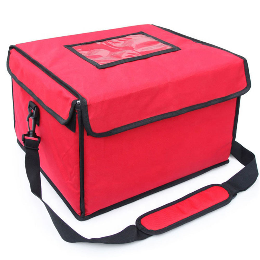 Insulated Nylon Food Delivery Bag01