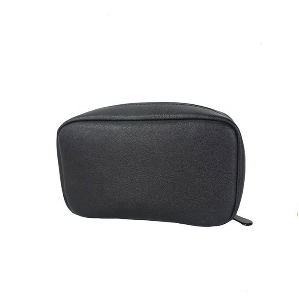 Stylish leather makeup bag01